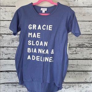 🔥2 for $10🔥NWT LuLaRoe Gracie Consultant Excl.